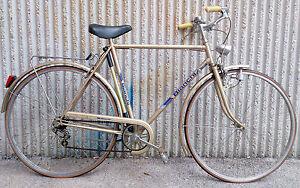 Dettagli Su Bicicletta Da Uomo Da Città Marca Bianchi Ruote Da 28 Modello Pordoi Colore Oro