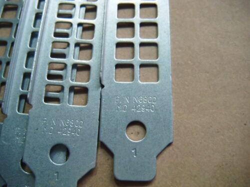 lot 100 Dell OptiPlex 390 3020 7020 9020 PCI Blank Slot Cover N680D ME60192
