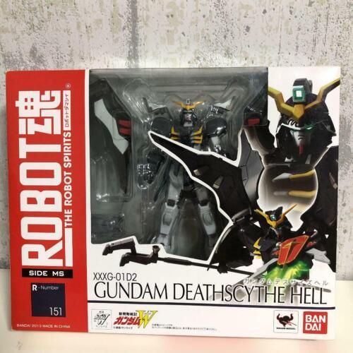 Robot Spirits Gundam Wing Deathscythe Hell Bandai side MS Japan tamashii F//S