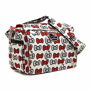 9fe7828ec80 Ju-Ju-Be Hello Kitty Collection Better Be Messenger Diaper Bag, Peek ...