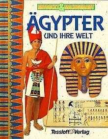 Entdeckt & Nachgebaut, Ägypter und ihre Welt von Pa... | Buch | Zustand sehr gut