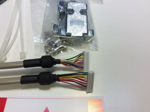 Repeater Builders IC-F121 ICOM OPC-617 Clone Accessory Cable FULL KIT