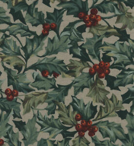 Longaberger Small Corner American Holly Liner NIP