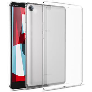 TPU-Silicone-Case-Pour-Huawei-MediaPad-m5-8-4-Mat-Transparent-Crystal-Cover