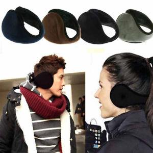 Ear Muffs Earmuffs Ear Warmer HeadBand Plush Ladies Men Girls Boys Winter Hot