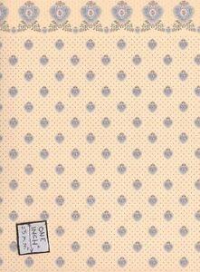 Poppenhuizen Petite Heart W Border 151d2 Wallpaper Miniature 1pc 1