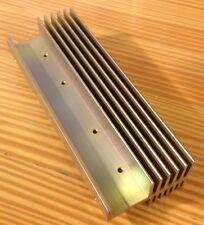 Aluminum Heat Sink For Ledspower Icstransistors 6x2x1 Nos Heatsink L
