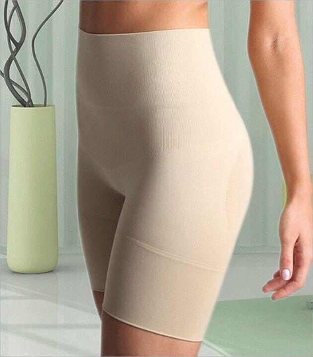 1 Ou 2x Seamless Ferme Contrôle Ventre Minceur Bodyshaper Short Shapewear, M - 3xl