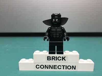 LEGO Black Panther Minifigure split from set 76142 NEW Marvell Minifig