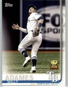 2019-Topps-562-MINT-ROOKIE-CUP-Willy-Adames-Tampa-Rays-SHIPS-W-BASE-STARS