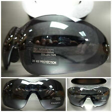 MOTORCYCLE BIKER SPORT WRAP CYCLING SAFETY HUNTING Riding or Driving SUN GLASSES