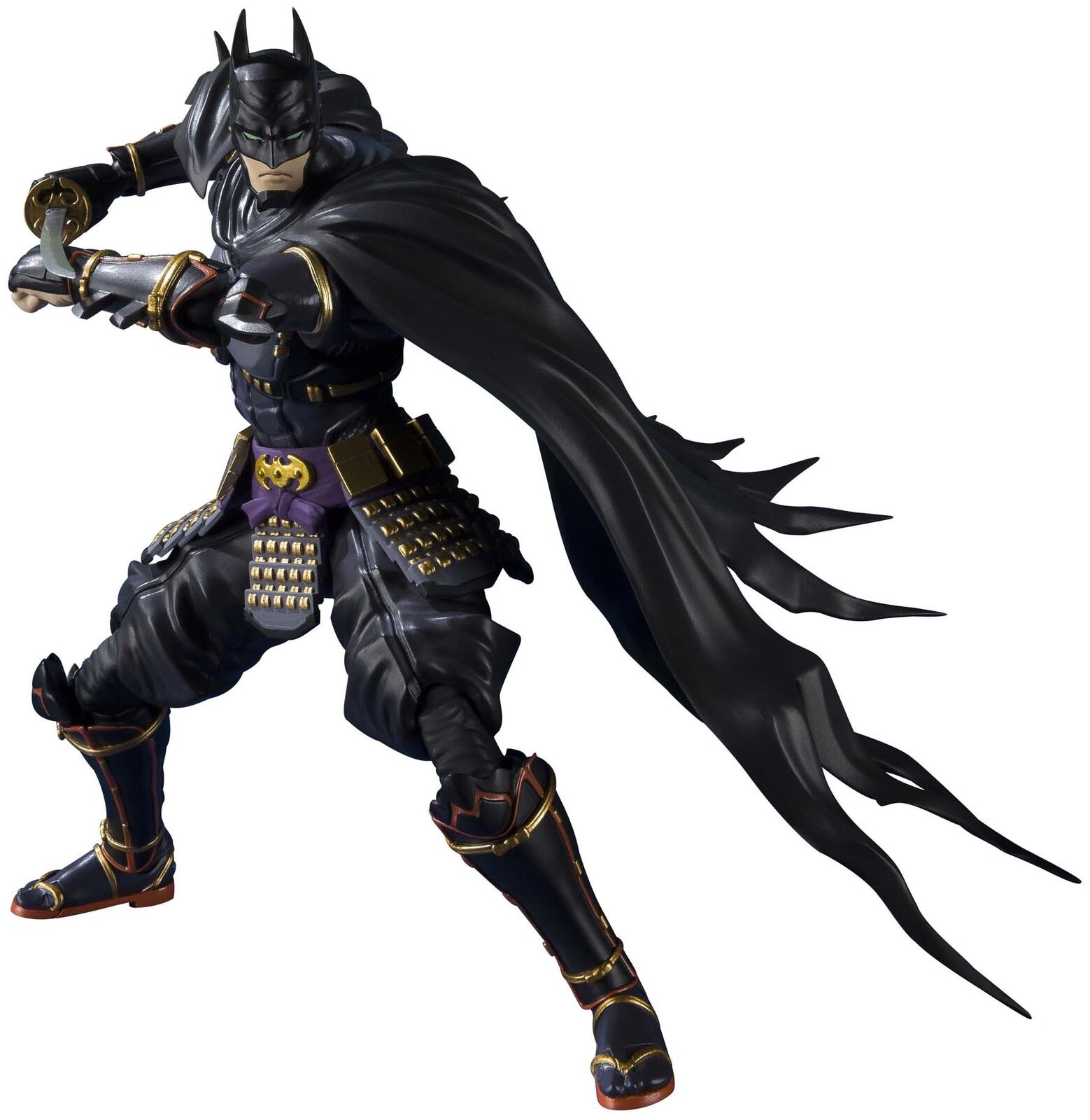 DC S.H. Figuarts Ninja Batman Action Figure