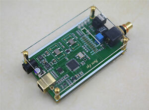 XMOS-XU208-Asynchronous-USB-coaxial-fiber-output-IIS-DSD256-spdif-dop64