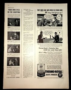 Life-Magazine-Ad-THERMO-ROYAL-Anti-Freeze-Ad-1937-Ad