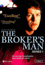 The Brokers Man: Series 1 (DVD, 2014, 2-Disc Set) BBC Crime Drama