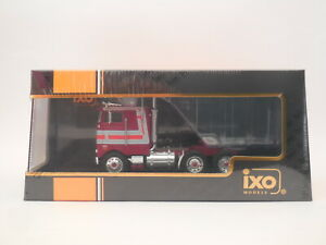 Details about 1/43 IXO TR024 1979 Peterbilt 352 Pacemaker Red / Silver