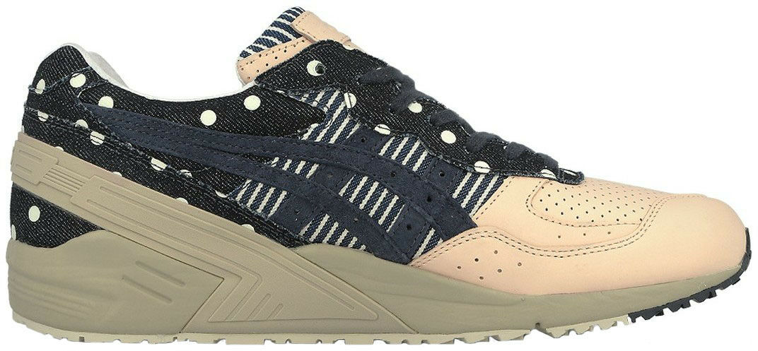ASICS Gel-Sight Japanese Pack Sneaker Tg. 37,5 Sport Tempo NUOVO Libero Scarpe in pelle NUOVO Tempo bfef6a