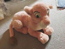 "*SUPER RARE* Lion King Nala Plush Disney World 21"" Soft Toy Animal Collector"