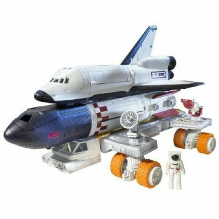 Matchbox Mega Rig Space Shuttle New & Sealed Rare Collectable Collectable Collectable 43dfc3