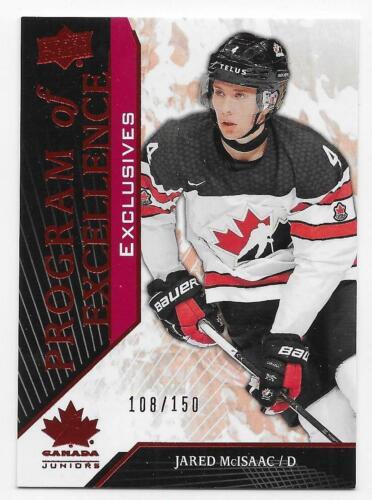 para elegir de la lista 19//20 Ud Equipo Canadá Juniors Exclusivos//250//150 #1-140