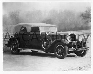 1929 Packard  Auto  Refrigerator Magnet
