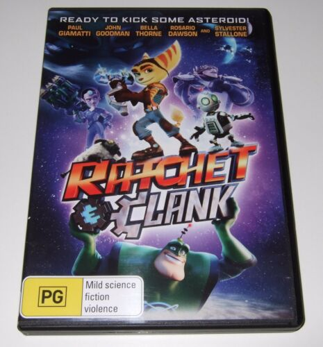 1 of 1 - Ratchet & Clank (DVD, 2016)