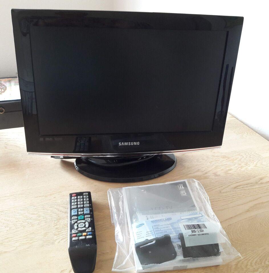 LCD, Samsung, LE19B450C4W
