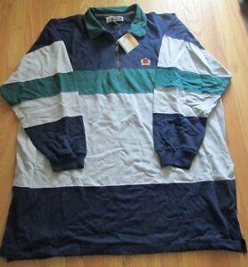 Big-Men-Sweatshirt-Greystone-Fleece-Sweatshirt-5XL-100-Cotton-Navy-Green-Gray