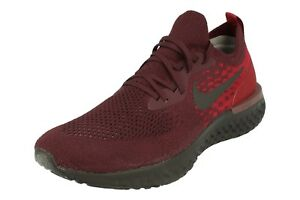 74edccc0ca04 Nike Epic React Flyknit Mens Running Trainers At0054 Sneakers Shoes ...