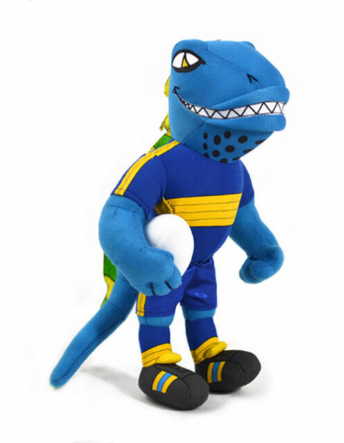 Nrl Parramatta Eels 28cm Footy Mascot Soft Plush Toy Licensed Product For Sale Online Ebay