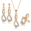 Women-Heart-Pendant-Choker-Chain-Crystal-Rhinestone-Necklace-Earring-Jewelry-Set thumbnail 64