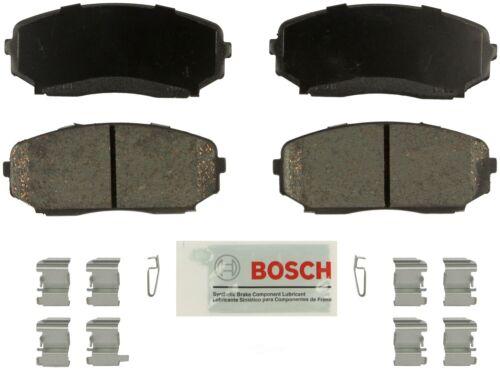 Disc Brake Pad Set-Blue Brake Pads with Hardware Front Bosch BE1258H