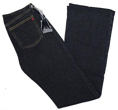 Replay Damen Jeanshose Teena Flare Glockenhosen Dark Indigo W24 W29