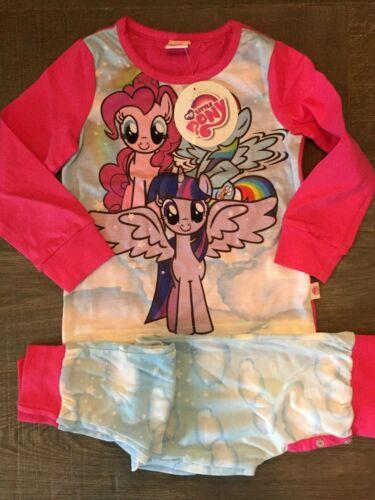 Mi Pequeño Pony Pijamas De Niñas Personaje Ropa de dormir sólo £ 4.99