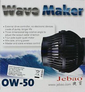 Self-Conscious Wave Maker Ow-50 Jebao Stream Pump Flow Pump Incl Controller 1700-20000l/h Pumps (water)