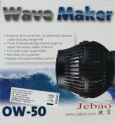 Pumps (water) Wave Maker Ow-50 Jebao Stream Pump Flow Pump Incl Pet Supplies Controller 1700-676280oz/h