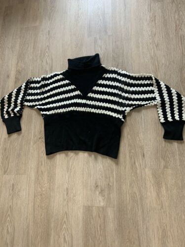 Insane 1960's Mens Studly Mod Sweater by Mr.Dukes