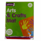 1.2 Metre Waterproof Arts & Crafts Paint Splash Mat Children Kids Table Cover