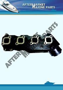 s l300 volvo penta aq120b 125a 140a 145a manifold replaces 855387 834438 4