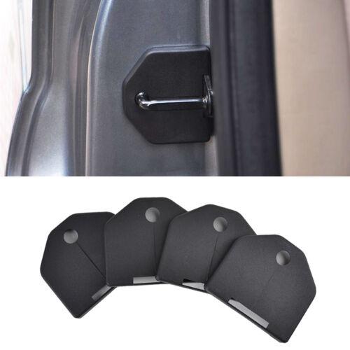 FIT FOR FORD FOCUS MK2 2005-2011 DOOR LOCK COVER BUCKLE CATCH CAP CASE ANTI RUST