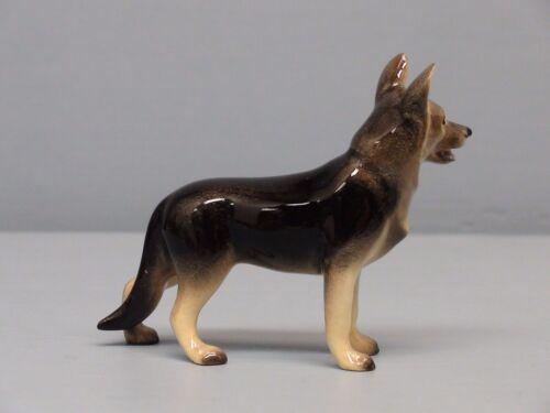 Hagen Renaker German Shepherd Dog Standing