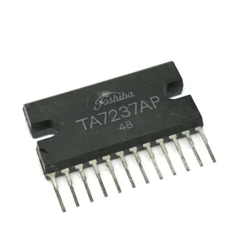 TA7237AP Integrated Circuit TOSHIBA