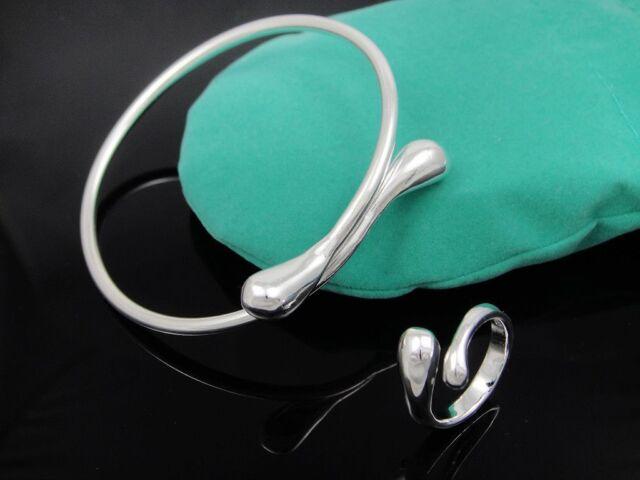 HOT FREE P&P Wholesale Fashion Jewelry Solid 925SILVER Womens/Man Charm Set+Box
