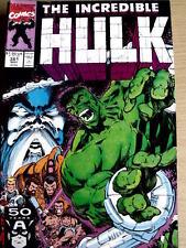 The Incredible Hulk n°381 1991 ed. Marvel Comics [G.182]