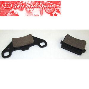 Details about Front brake pads for 150cc 250cc SUNL KINROAD KANDI ROKETA  ATV GO KART BUGGY
