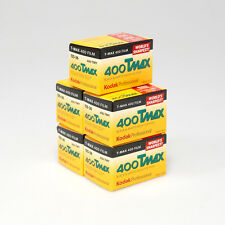 Kodak Professional T-Max 400ASA 35mm blanco y negro película de exposición - 36-Paquete de 5