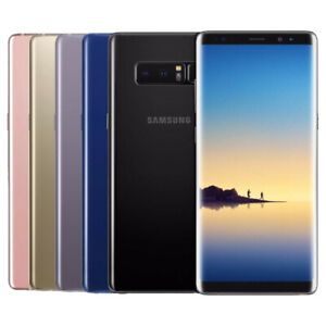 Samsung Galaxy Note8 - 64GB - Unlocked Verizon AT&T Sprint T-Mobile - Smartphone