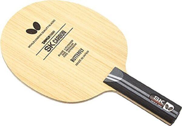 Butterfly Tavolo Racchetta Da Tennis Sk Carbonio Impugnatura San 36894 F / S&w / Gradevole Al Gusto