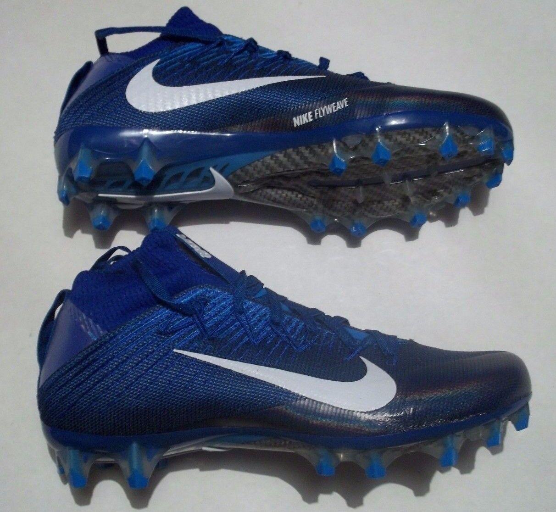 New Nike Men's Size 12 Vapor Untouchable 2 TB Pro Football Cleats 824470-414