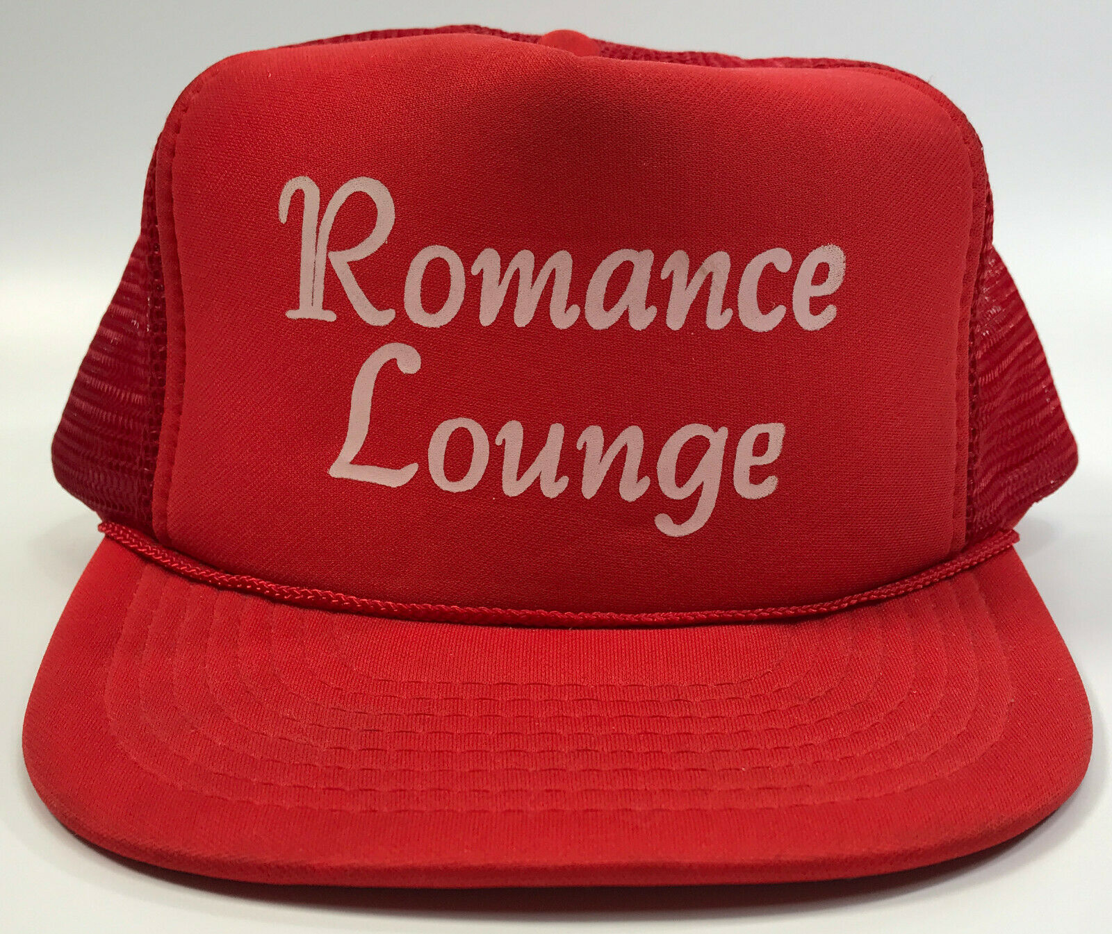 Romance Lounge Vintage 1980's or 1990's Red Truck… - image 1